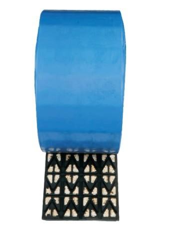 三角形陶瓷块胶板