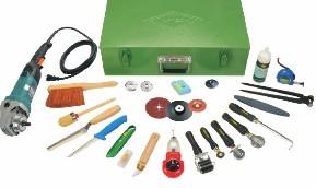 皮带维修与滚筒包胶专用工具